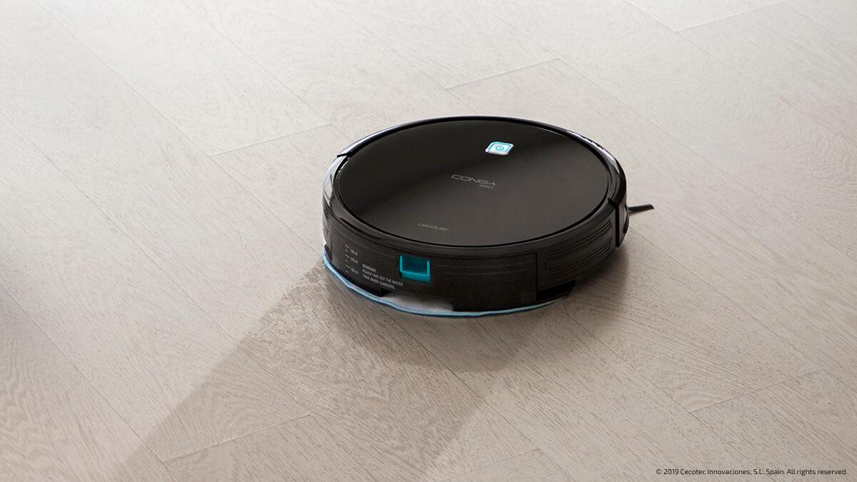 Робот-пылесос Cecotec Conga 990 Vital