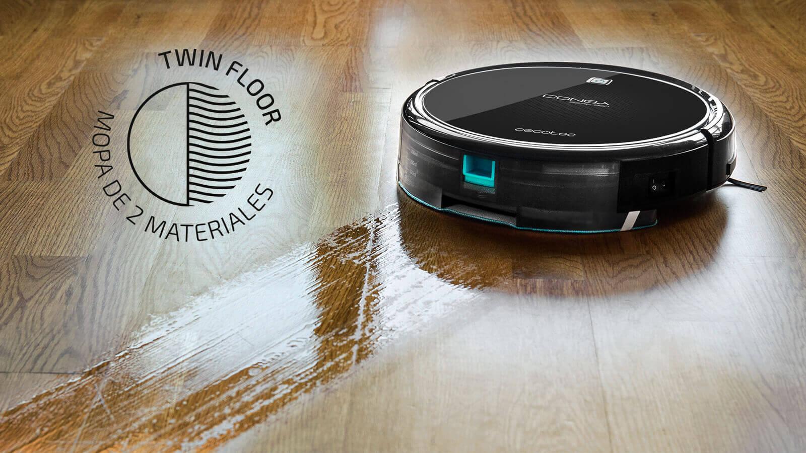 Робот-пылесос Cecotec Conga 990