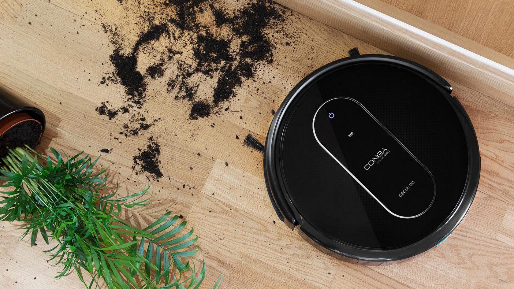 Cecotec Conga 1290 Робот-пылесос