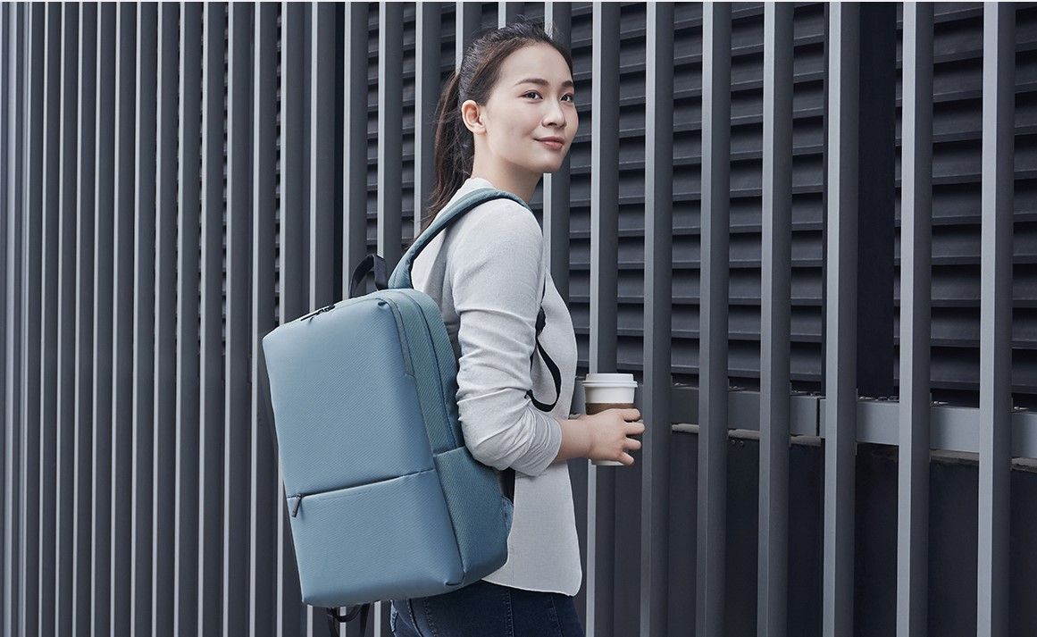 Рюкзак Xiaomi Classic Business Backpack 2 чёрный robot4home.ru