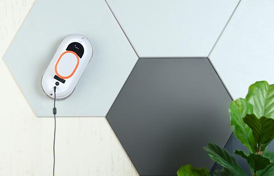 Робот-мойщик окон dBot W100 robot4home.ru