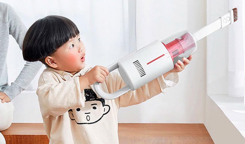 Пылесос Xiaomi Deerma VC20 Plus robot4home.ru