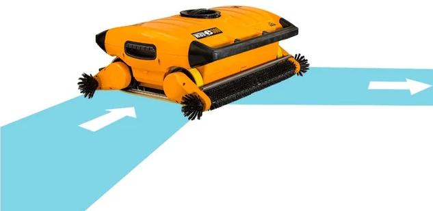Робот-пылесос для чистки бассейна Dolphin Wave 300 XL robot4home.ru