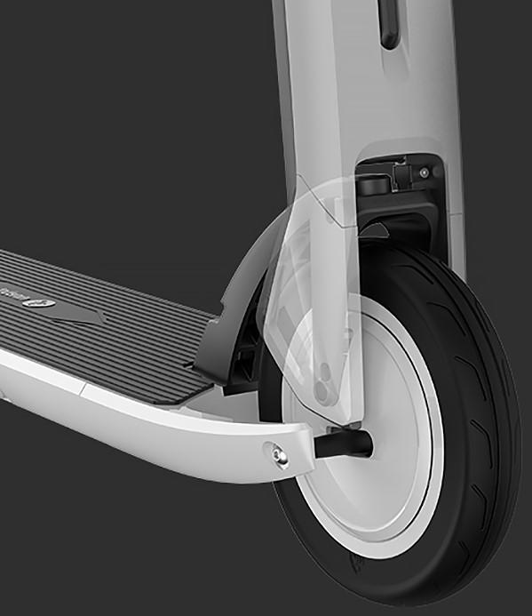 Электросамокат Ninebot KickScooter Air T15 robot4home.ru
