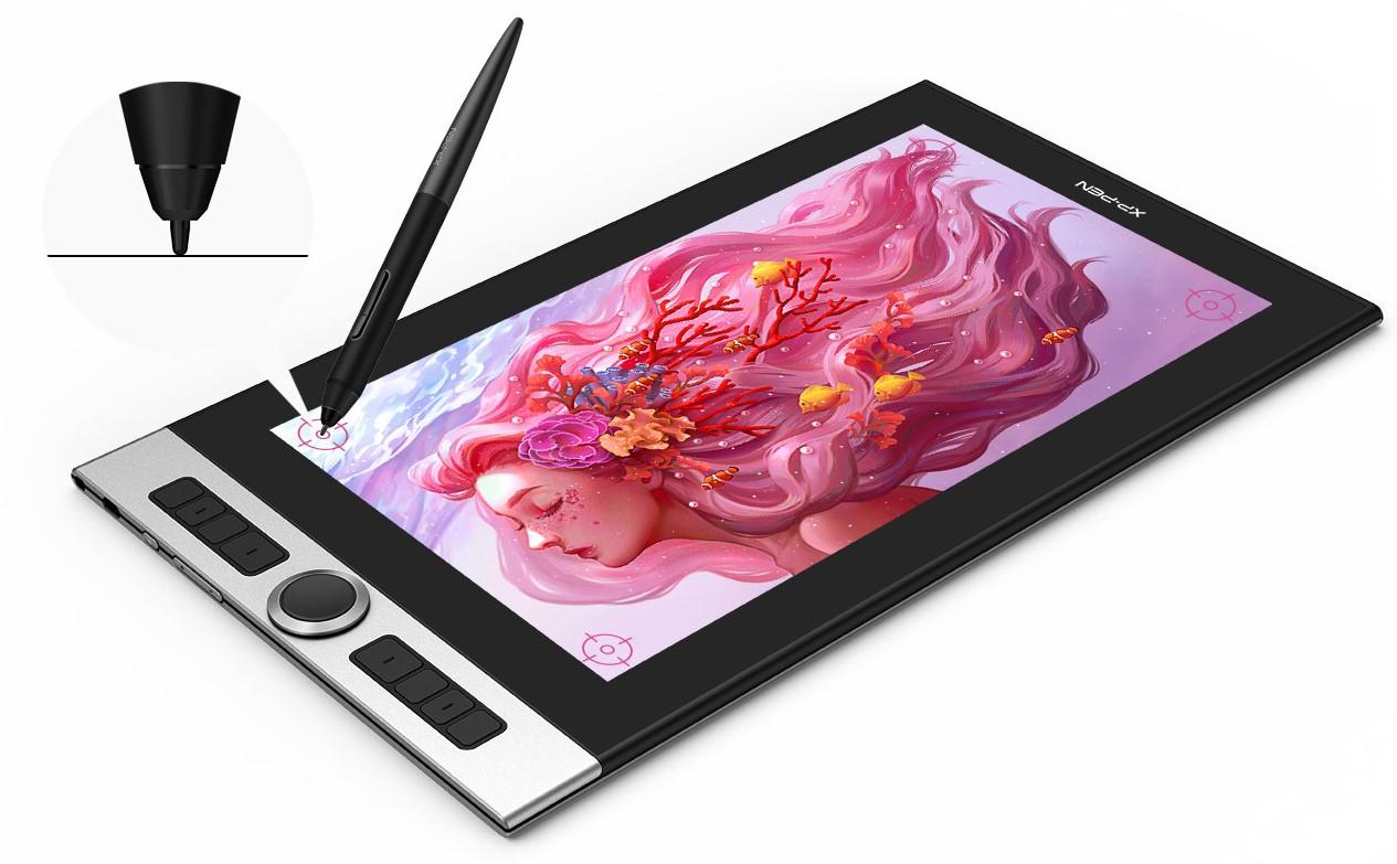 Интерактивный дисплей XP-PEN Innovator 16 robot4home.ru