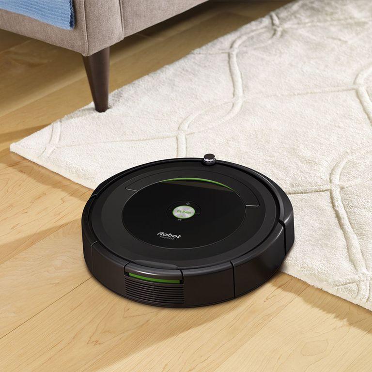 Робот-пылесос iRobot Roomba 696