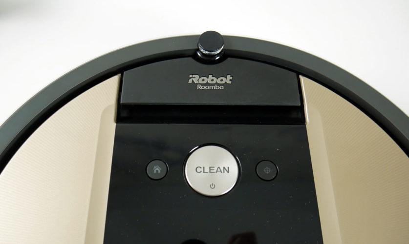 Робот-пылесос серии 976