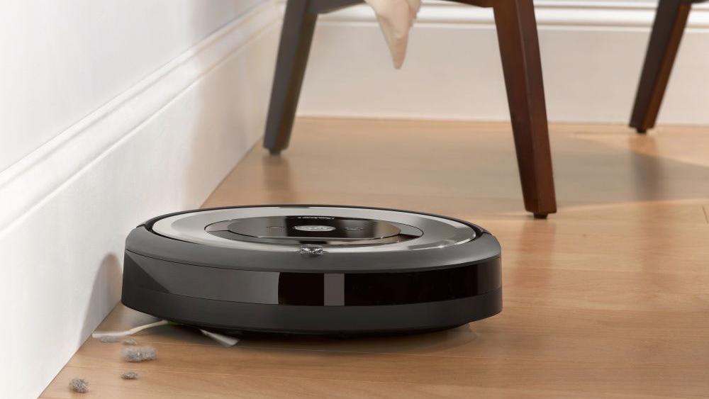 Робот-пылесоc iRobot Roomba e5