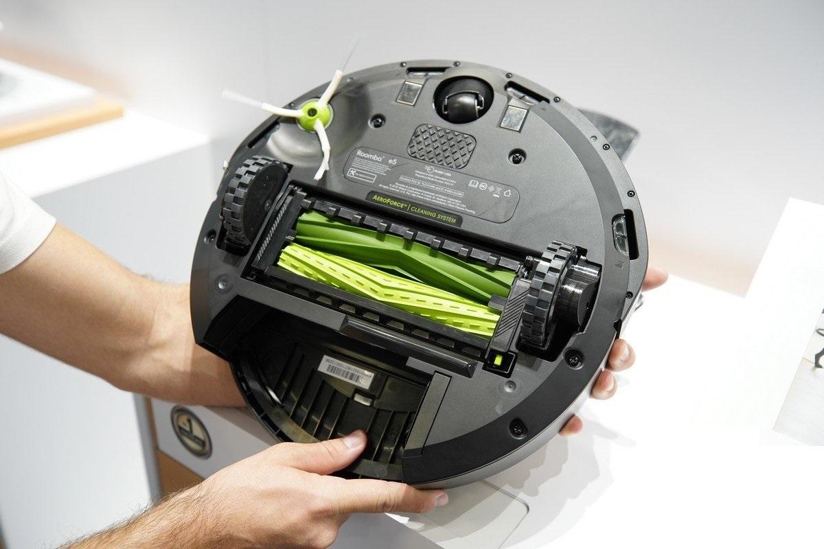Робот-пылесоc iRobot Roomba i7+