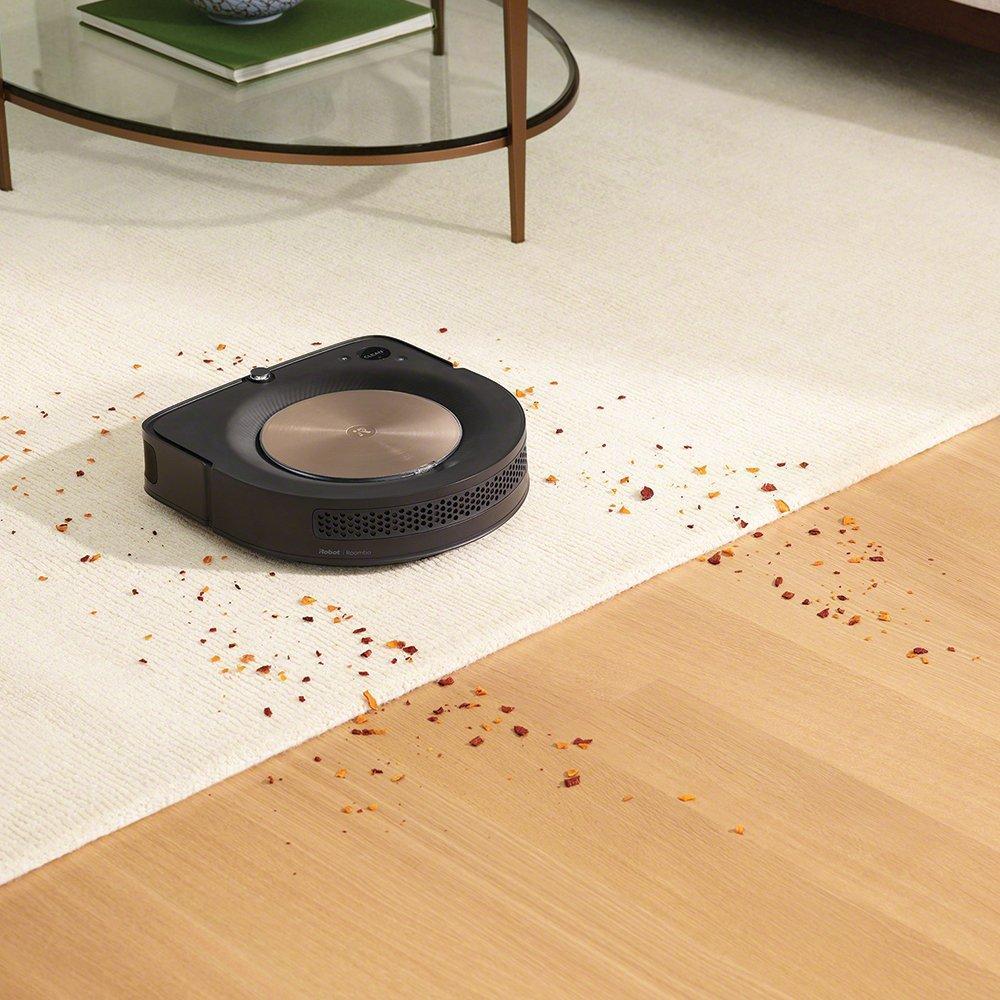 Робот-пылесоc iRobot Roomba s9+