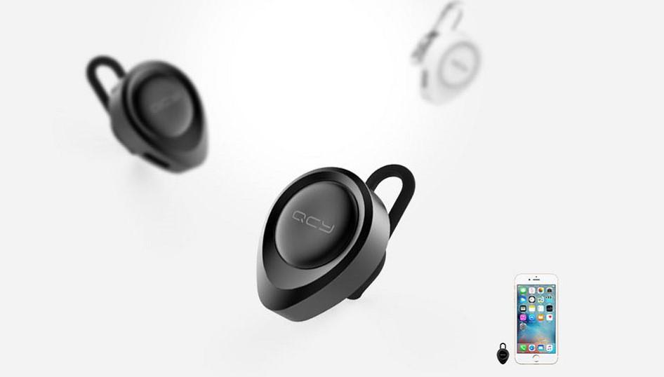 Bluetooth-гарнитура QCY J11 robot4home.ru
