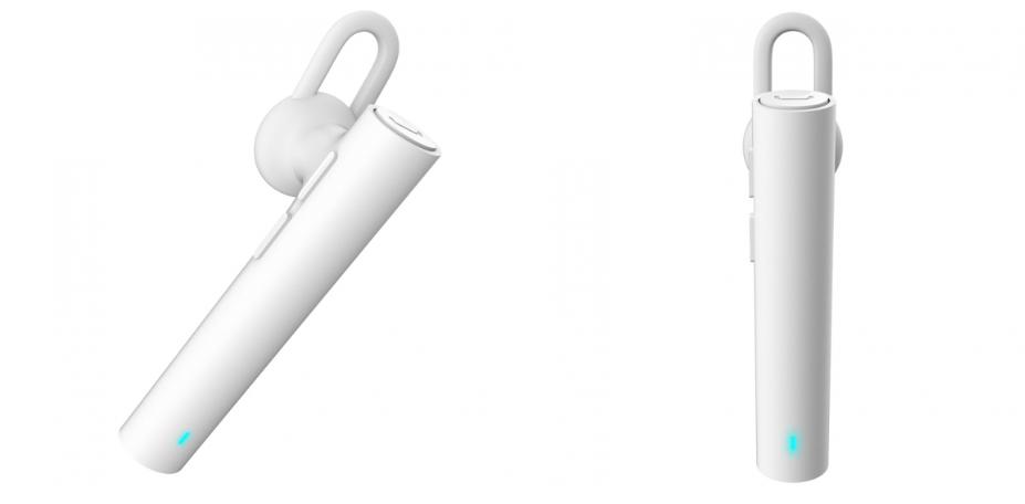 Bluetooth-гарнитура Xiaomi Mi Bluetooth Headset white robot4home.ru
