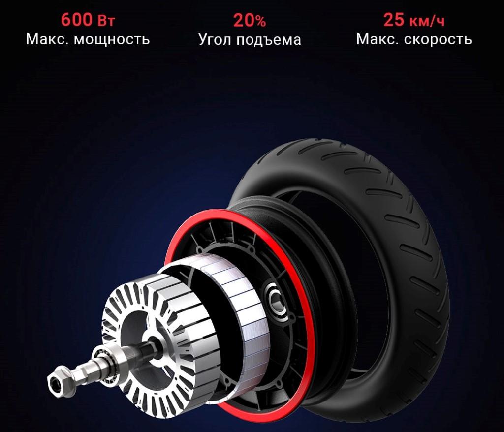 Электросамокат Xiaomi Mi Electric Scooter Pro 2 robot4home.ru