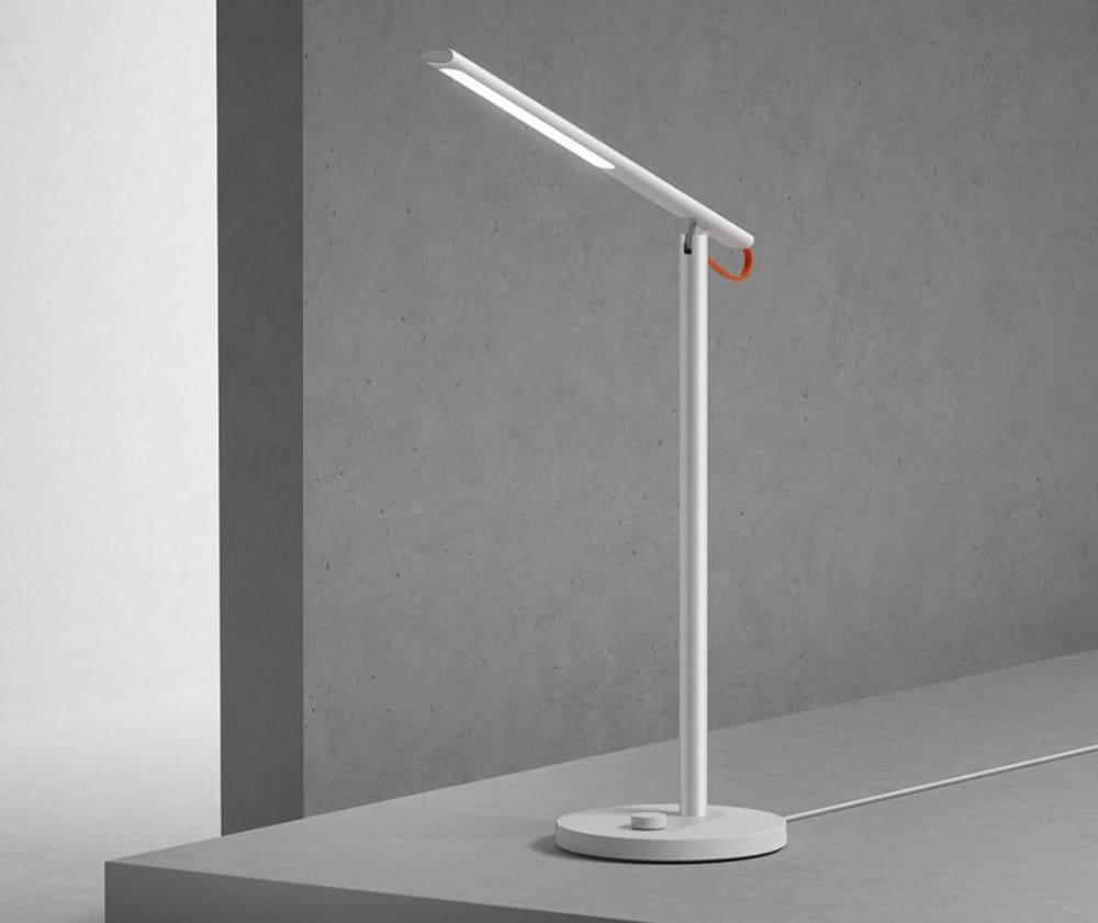 Настольная лампа светодиодная Xiaomi Mi LED Desk Lamp 1S 9 Вт robot4home.ru