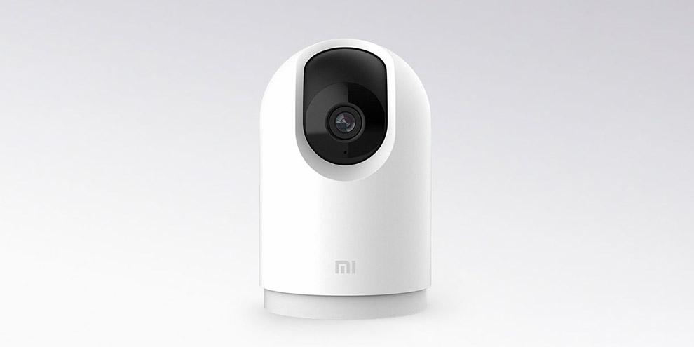 Сетевая камера Xiaomi Mi Smart IP Camera Pro (PTZ Version) (MJSXJ06CM) robot4home.ru