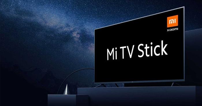 ТВ-адаптер Xiaomi Mi TV Stick 2K HDR robot4home.ru