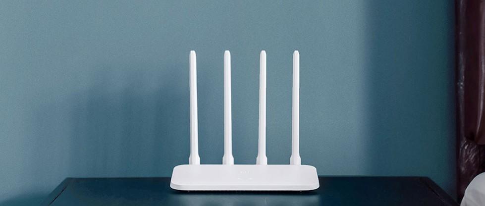 Роутер Xiaomi Mi Wi-Fi Router 4C (белый) robot4home.ru