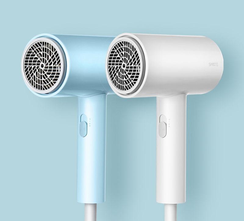 Фен для волос Xiaomi Smate Negative Ion Hair Dryer Youth Version (Белый) robot4home.ru