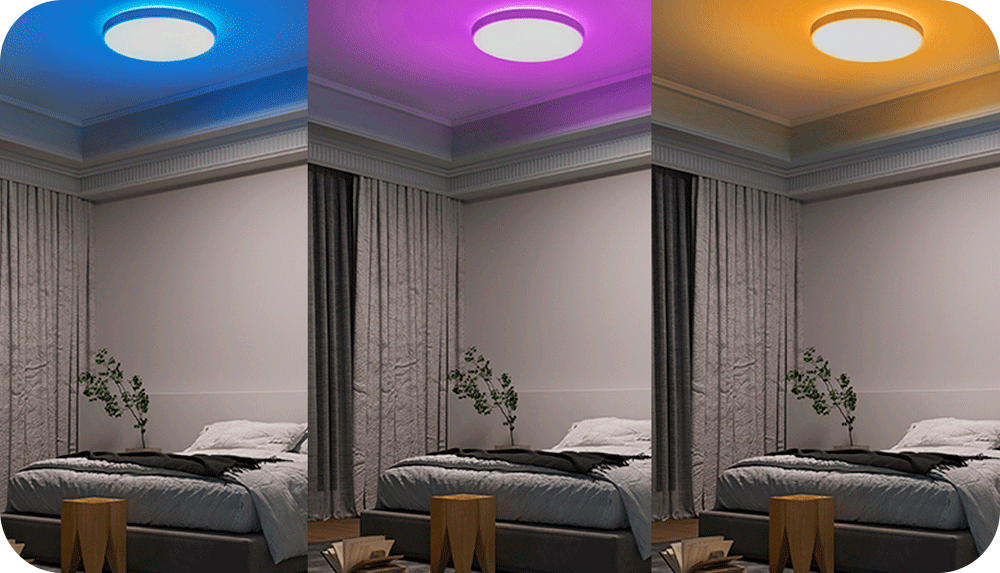 Потолочная лампа Xiaomi Yeelight Arwen Ceiling Light 550S (White) YLXD013-A robot4home.ru