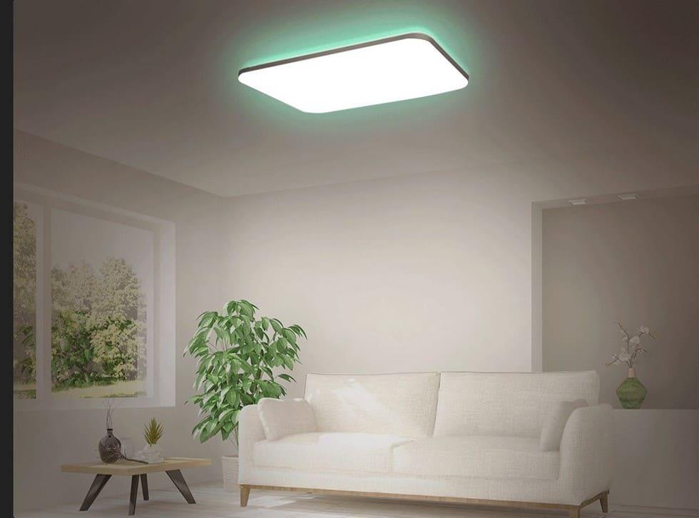 Потолочная лампа Yeelight Halo Smart LED Ceiling Light Pro YLXD49YL robot4home.ru