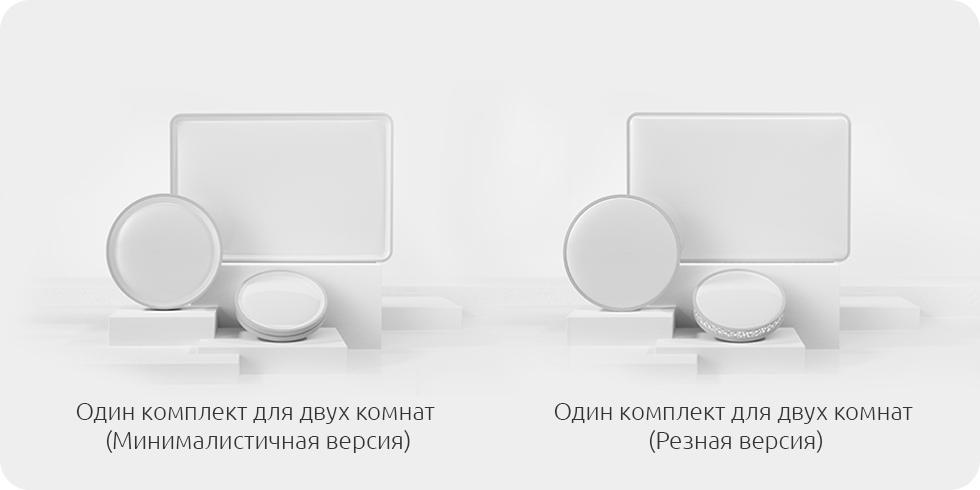 Потолочная лампа Xiaomi Yeelight Aura Ceiling Light 450mm (YLXD32YL) robot4home.ru