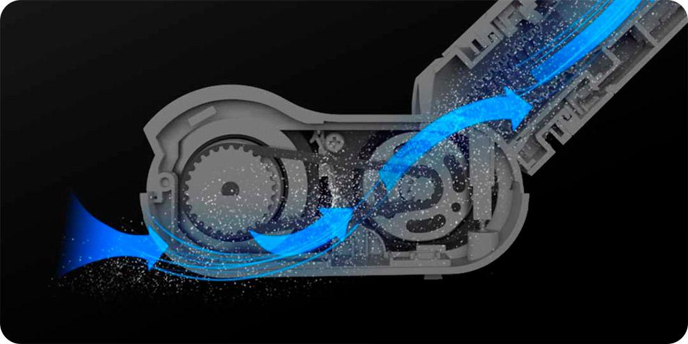 Пылесос Xiaomi Dreame V10 Boreas robot4home.ru