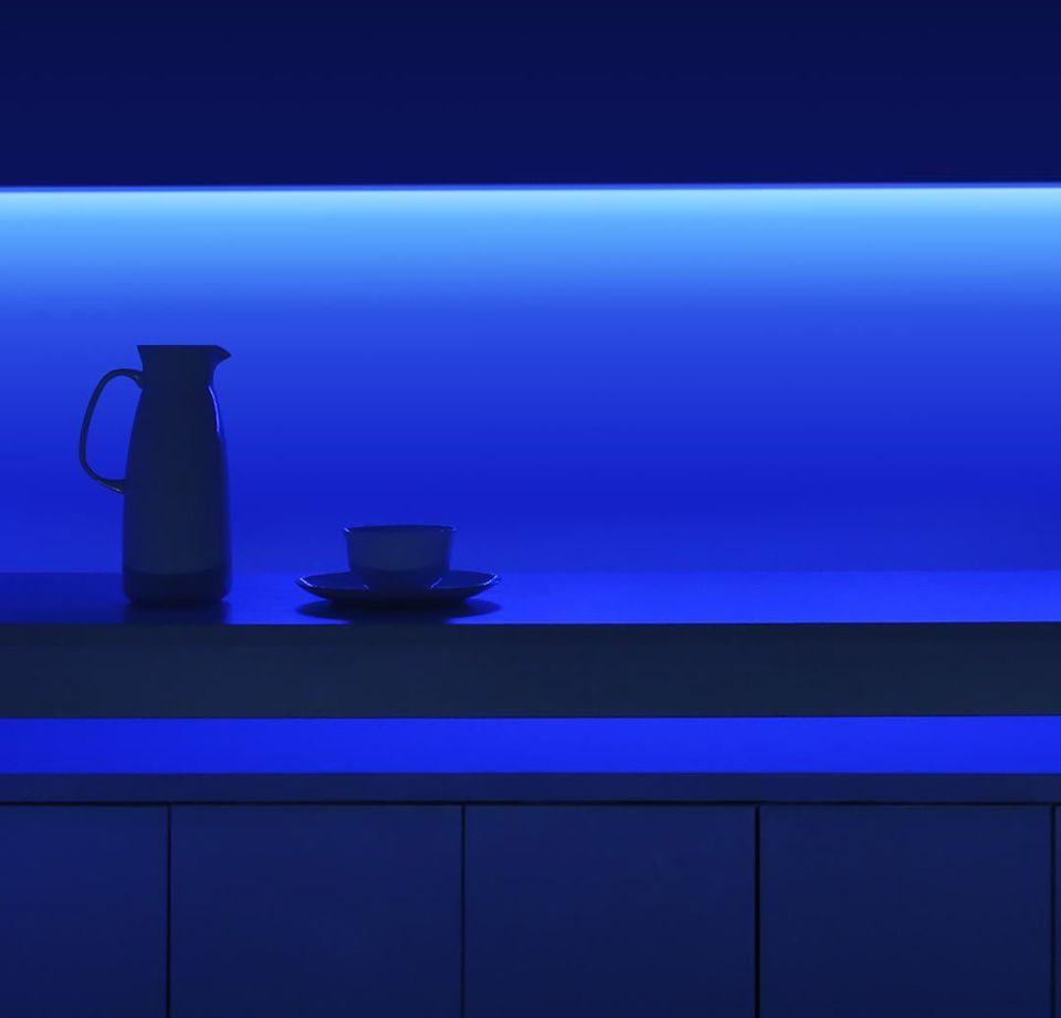 Светодиодная лента Xiaomi Yeelight Aurora Lightstrip Plus (YLDD04YL) 2м розовая robot4home.ru