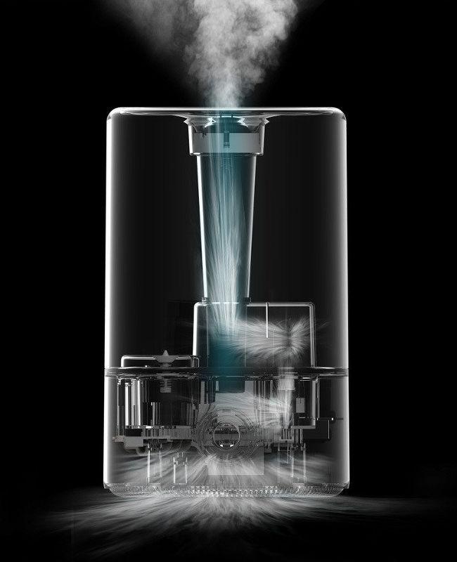 Увлажнитель воздуха Xiaomi DEM-F628S robot4home.ru