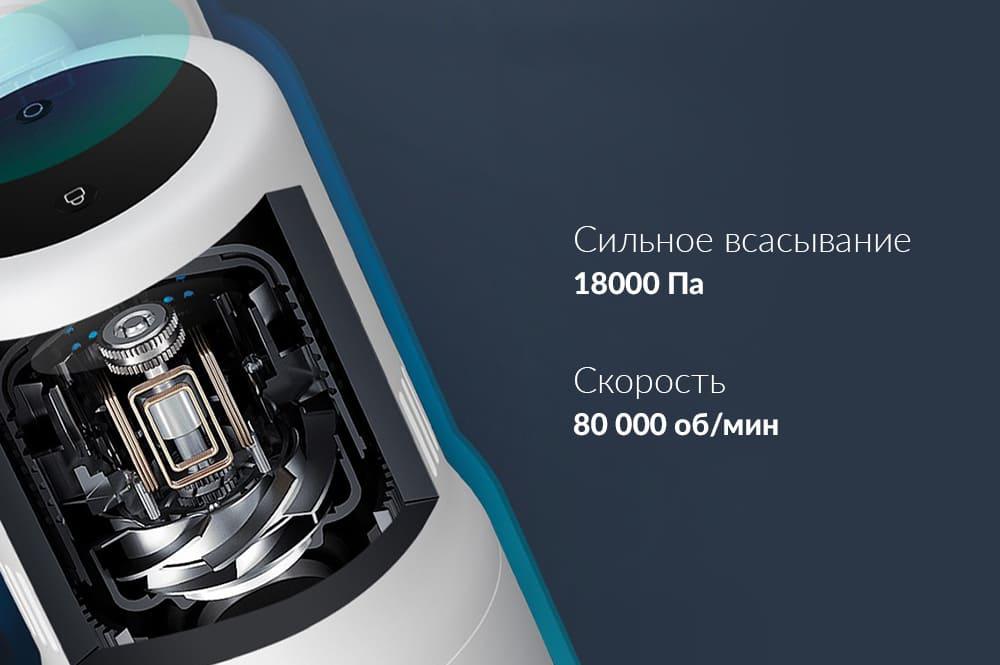 Пылесос Xiaomi Trouver Solo 10 robot4home.ru