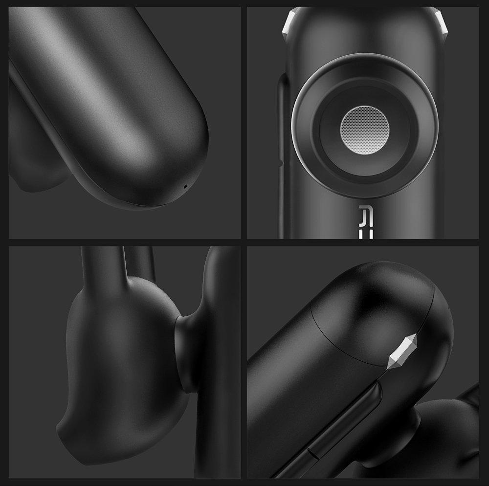 Bluetooth-гарнитура QCY Q12 robot4home.ru