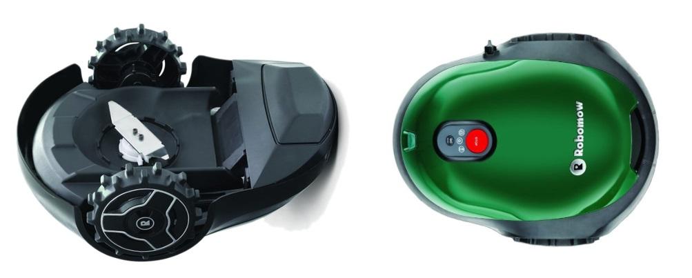 Газонокосилка Robomow RX50 Pro S