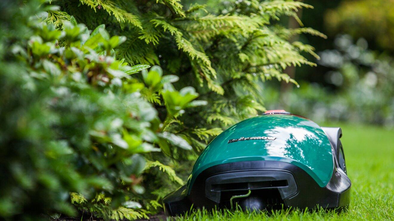 Робот-газонокосилка Robomow RC308Pro