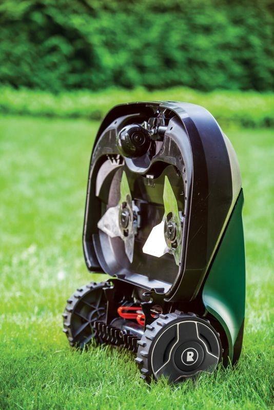 Робот-газонокосилка Robomow RS615u