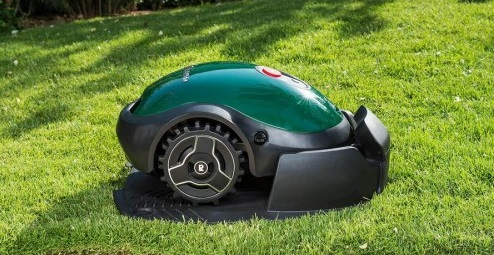 Робот-газонокосилка Robomow RX 12u