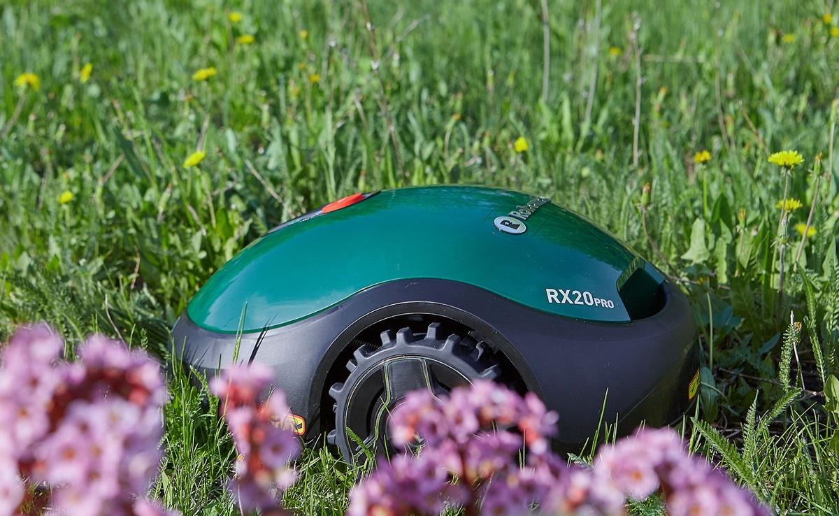 Робот-газонокосилка Robomow RX 20 Pro