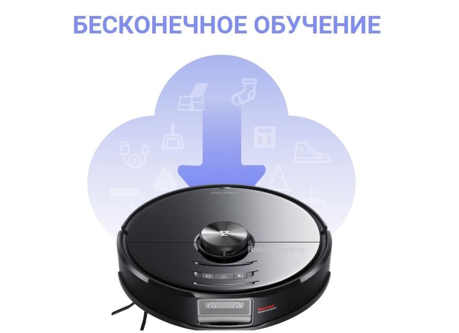 Робот-пылесос Xiaomi Roborock S6 MaxV купить в Москве в магазине www.robot4home.ru