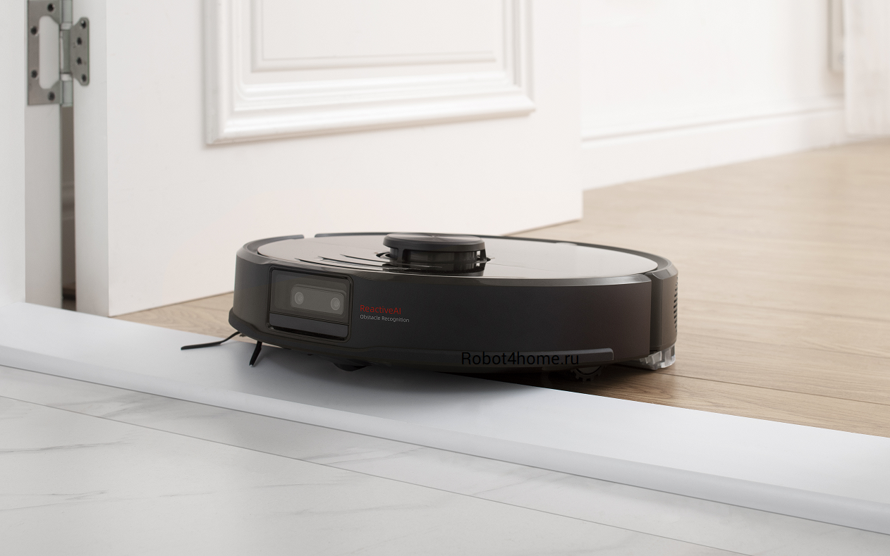 Робот-пылесос Xiaomi Robot Vacuum Cleaner Roborock S6 MaxV описание, характеристики, сравнение, видео, фото, обзор, отзывы на Robot4home.ru