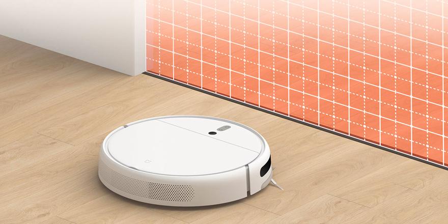 Робот-пылесос Xiaomi Mijia Sweeping Robot 1C robot4home.ru