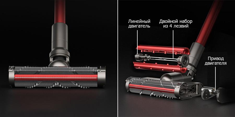Беспроводной пылесос Xiaomi Shunzao Handheld Vacuum Cleaner Z11 Pro (серый) robot4home.ru