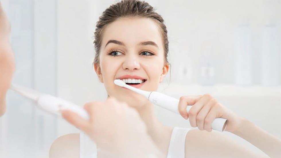 Электрическая зубная щетка Soocas X3U white robot4home.ru