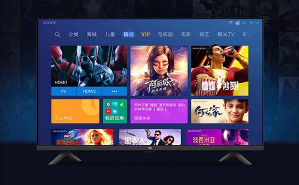Телевизор Xiaomi Mi TV E32S PRO robot4home.ru