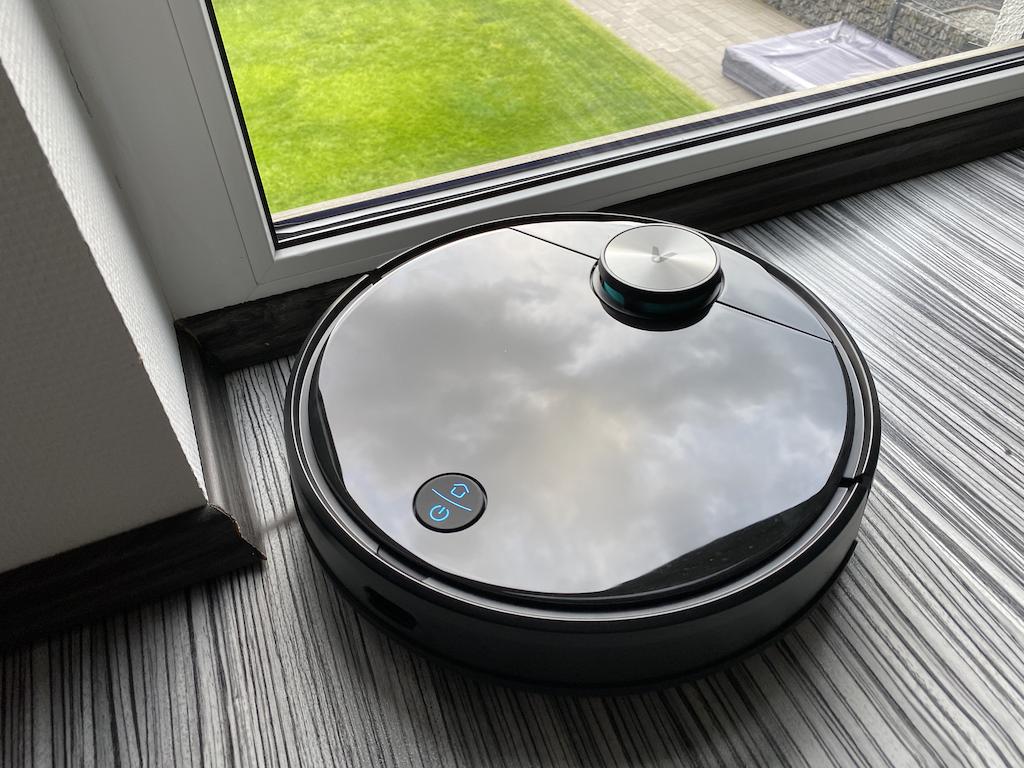 Робот-пылесос Xiaomi ViomiV3 robot4home.ru