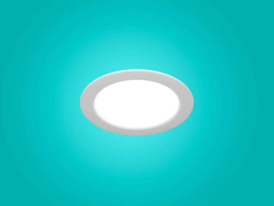 Встраиваемый светильник Xiaomi Philips Zhirui (3000-5700К) Wi-fi (MUE4080RT) robot4home.ru