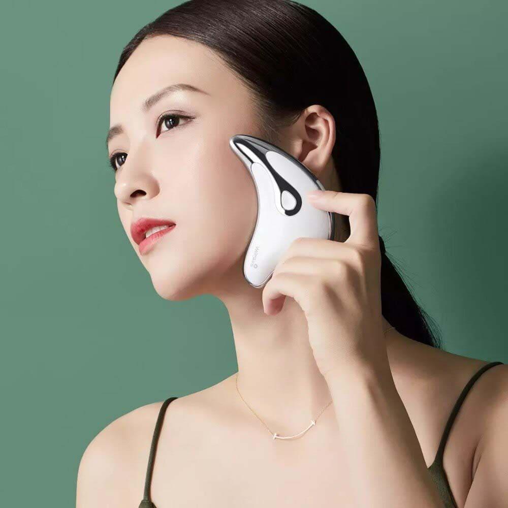 Массажер для лица Xiaomi WellSkins Lifting Guasha Massager (WX-BJ808) robot4home.ru