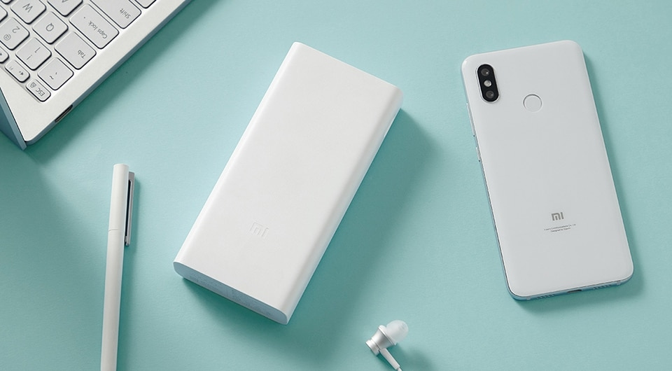 Аккумулятор Xiaomi Mi Power Bank 3 20000 (PLM18ZM) robot4home.ru