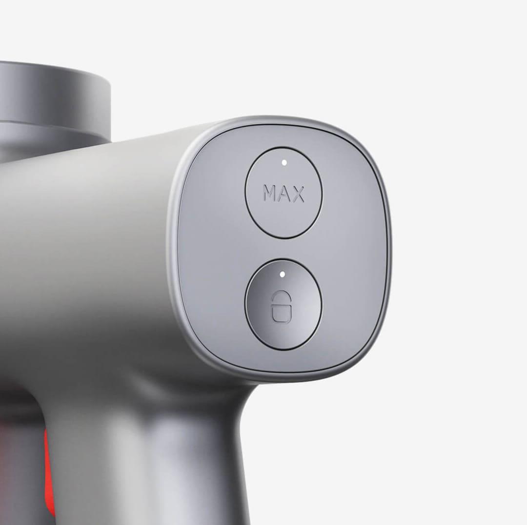 Беспроводной пылесос Xiaomi Shunzao L1 red robot4home.ru