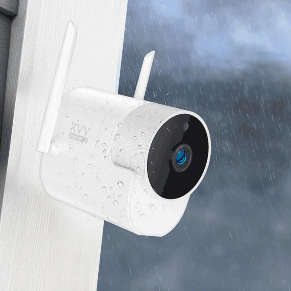 Камера видеонаблюдения Xiaomi Xiaovv (XVV-1120S-B1) robot4home.ru