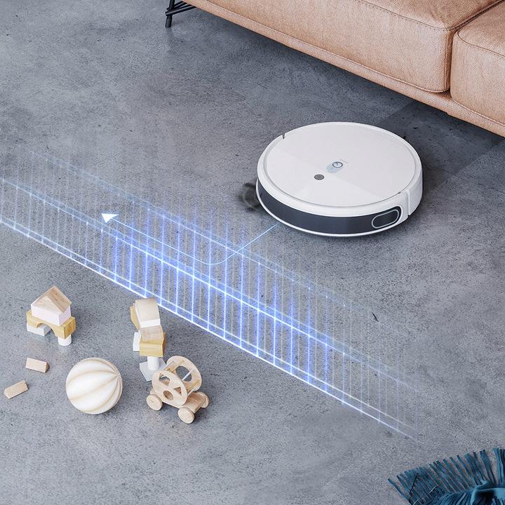 Робот-пылесос Ecovacs Yeedi Mop со станцией самоочистки robot4home.ru
