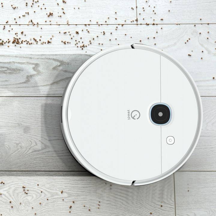Робот-пылесос Yeedi Vac со станцией самоочистки robot4home.ru