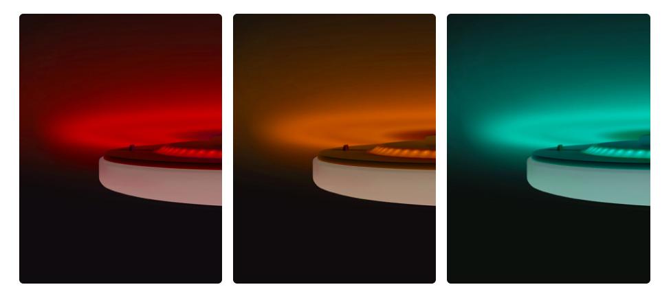 Светильник светодиодный Xiaomi Yeelight Galaxy LED Ceiling Light 650 мм, LED, 50 Вт4.7 (YLXD02YL) robot4home.ru